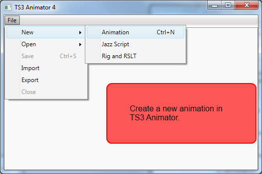 8. Create a new animation.png