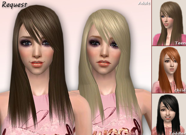 Fileraonsims F Freehair 35jpg Simswiki