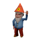 Mysterious Mr. Gnome
