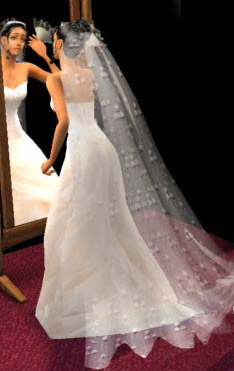 Sims 4 Wedding Veil.Mod The Sims Content List Weddings And Marriage