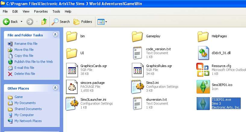 Файл Ts3 Exe