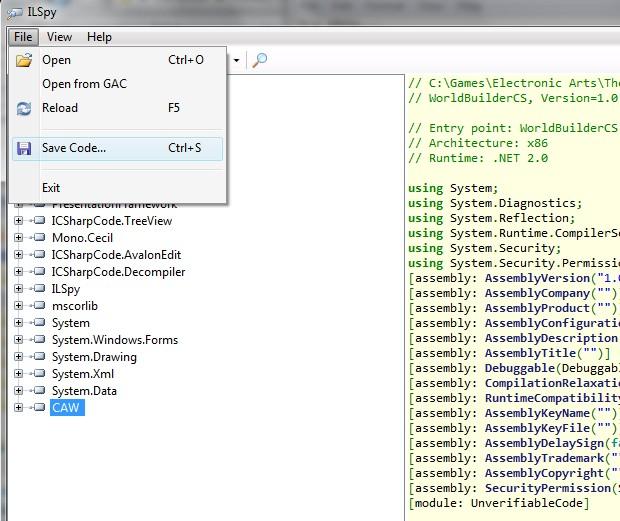 [Tutorial] Modificar el CAW para que aparezcan Herramientas y Opciones Ocultas CAW_Extra_04