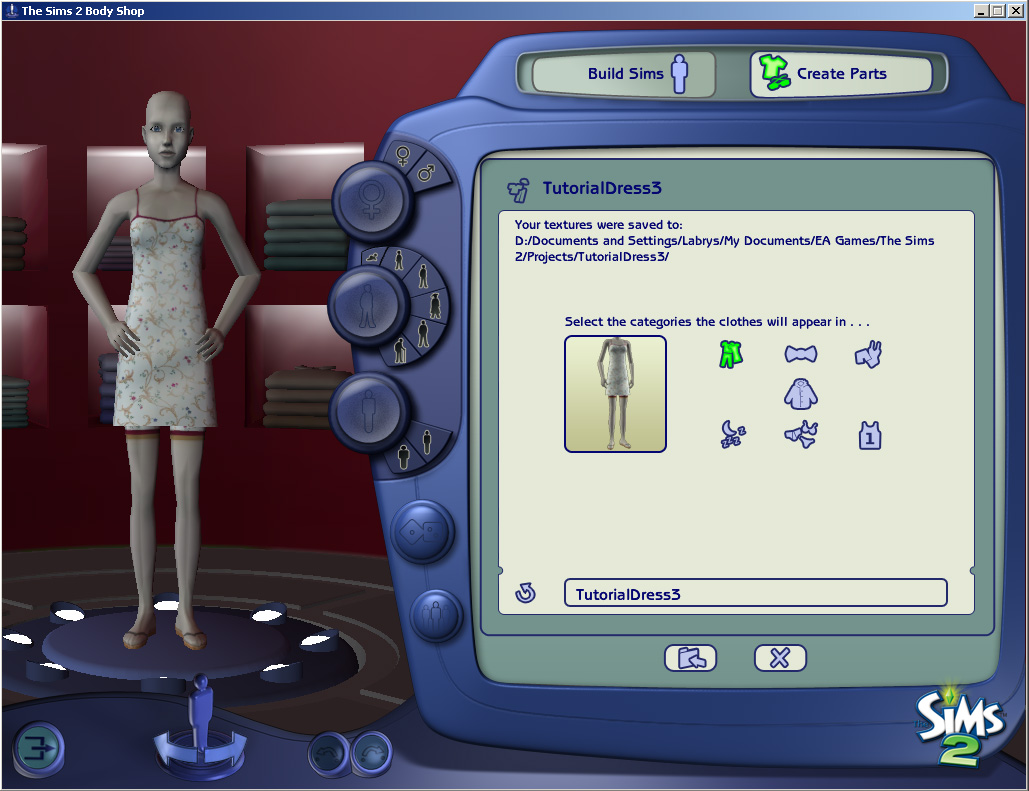 Sims 2 Fancy Downloads Clothes download