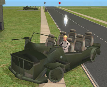 ... items including driveable vehicles, guns, decorative objects and more