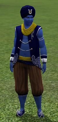 The Sims 3 Supernatural Fortune Teller Career Track
