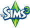File:Sims 3 Logo transparent small.png