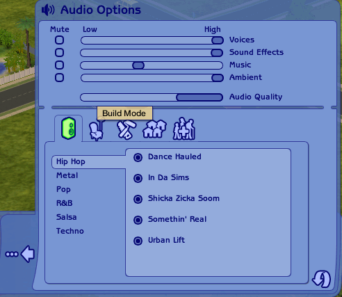 how to add your own music to sims 3 mac