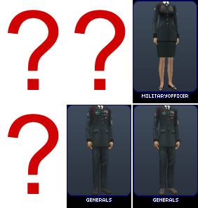 how to change career outfit sims 4