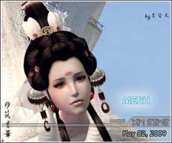 MESH NvWa hair001 bycglvl 090401.jpg