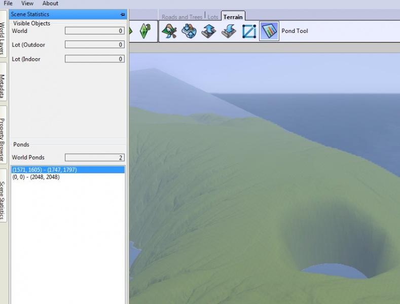 sims 3 create a world tool