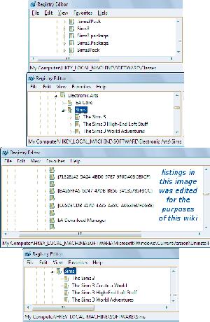 Game Help:TS3 Uninstall - SimsWiki
