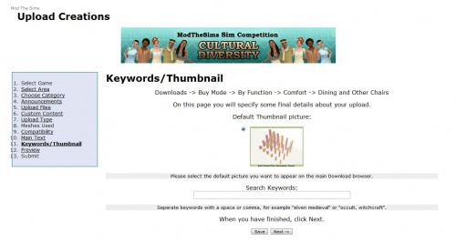 Upload creations - Keywords and Thumbnail.jpg
