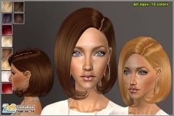 Лучшие причёски для симс 2