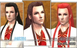 QingMing hair006 Mesh.jpg