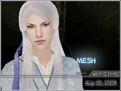KuiLieWangHou001 mesh.jpg