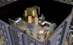 Basic Apartment Complex