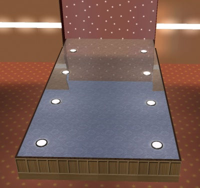 Mod the sims tutorials taking totally bitchin pics for Catwalk flooring