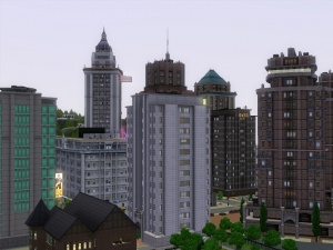 Game Help:Sims 3 Apartments - SimsWiki