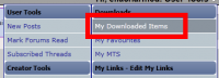 Cick to go to MyDownloads