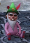 BuckTooth Butternut Gnome