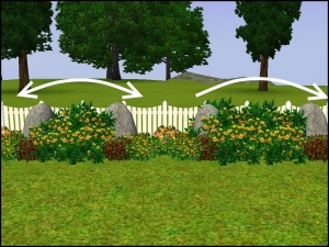 Tutorials Landscaping Mega Tutorial Simswiki