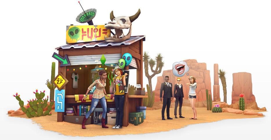 Game Help:StrangerVille - SimsWiki