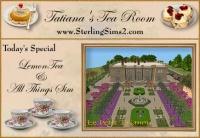 Tatiana's Tea Room at SterlingSims2