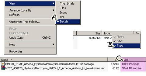 Game Help:DFDD3 Identify File Type - SimsWiki